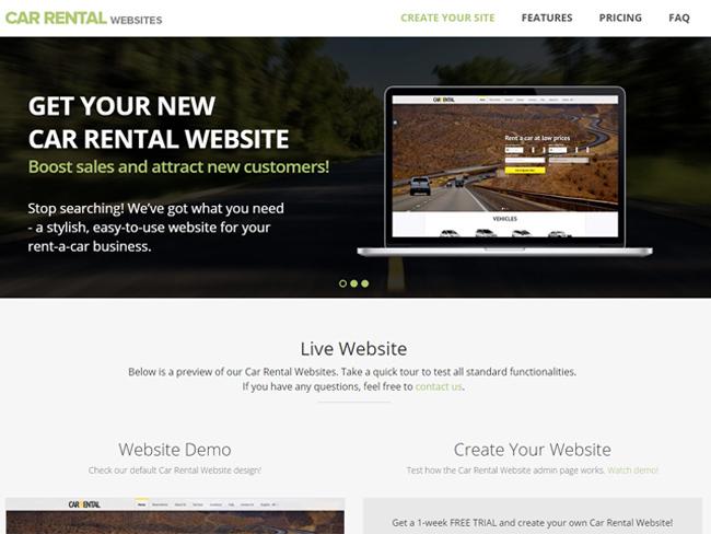 VEVS.com Screenshot 2