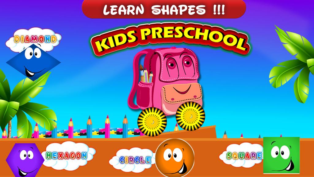 Kids Preschool Education Fun Screenshot 3