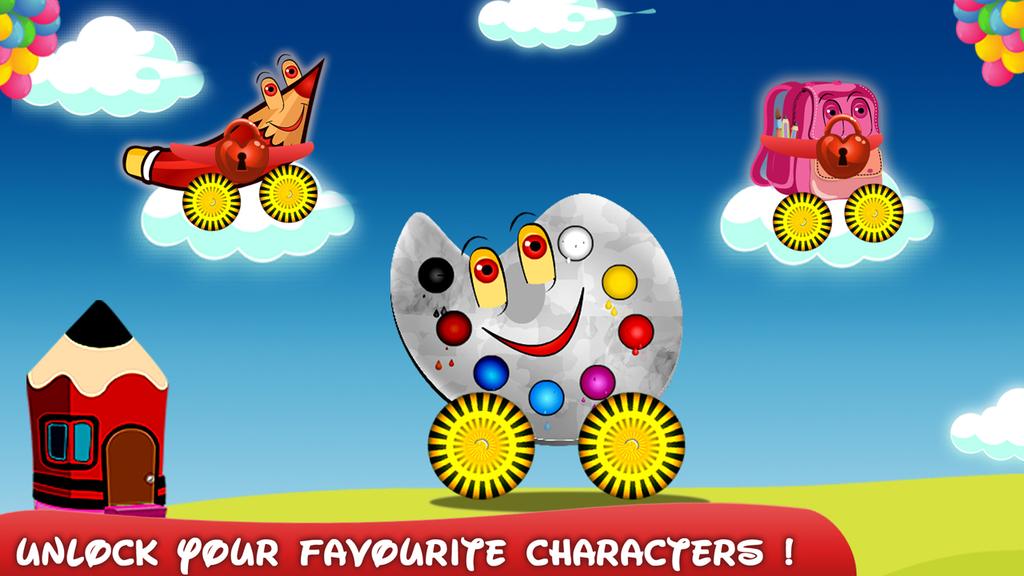 Kids Preschool Education Fun Screenshot 2