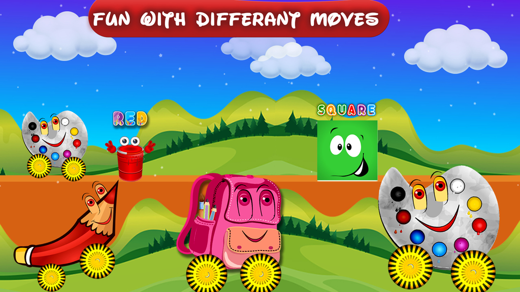 Kids Preschool Education Fun Screenshot 4