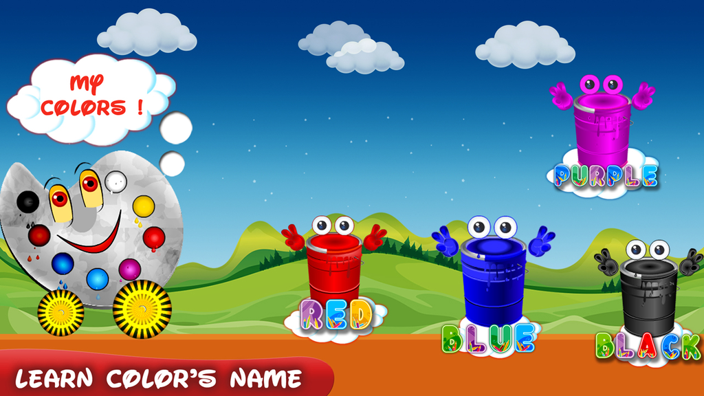 Kids Preschool Education Fun Screenshot