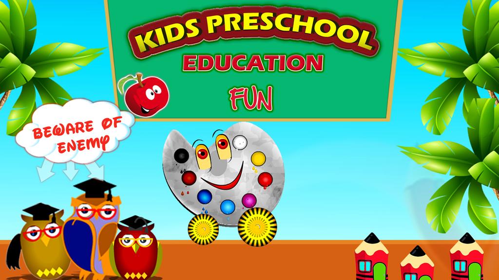 Kids Preschool Education Fun Screenshot 6