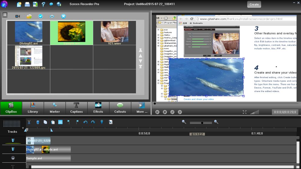 Screen Recorder Pro Screenshot 1