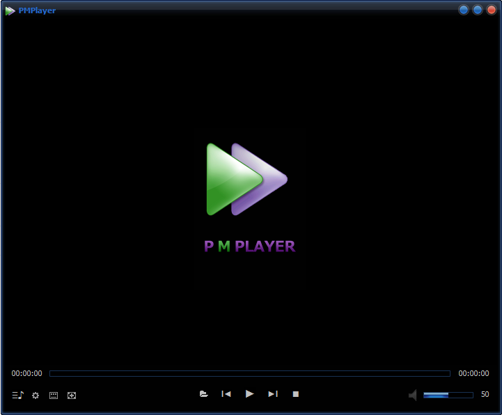 PMPlayer Screenshot 1