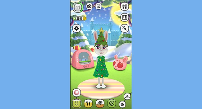 My Talking Bella - Virtual Pet Screenshot