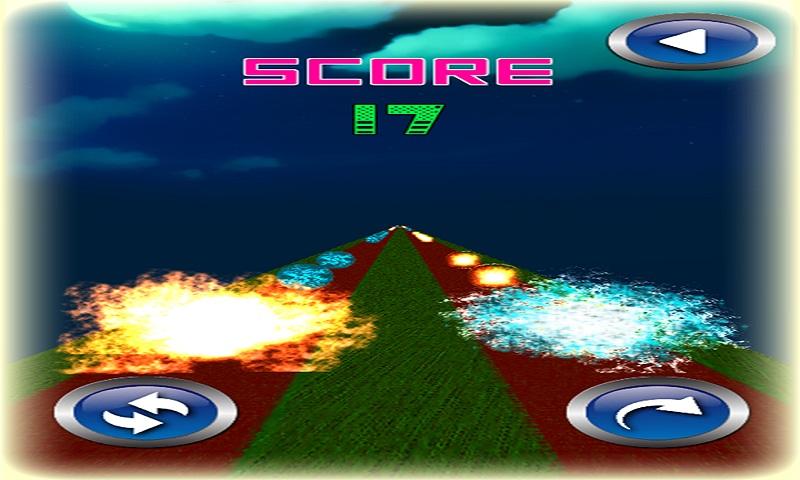 Fire Ball Water Ball Dual Race Screenshot 5