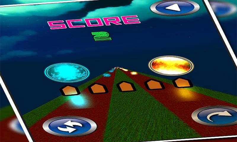 Fire Ball Water Ball Dual Race Screenshot 4