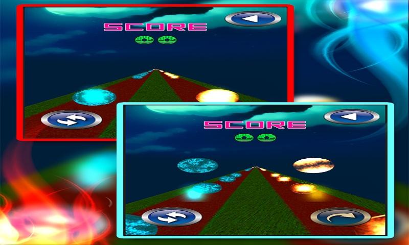 Fire Ball Water Ball Dual Race Screenshot 6
