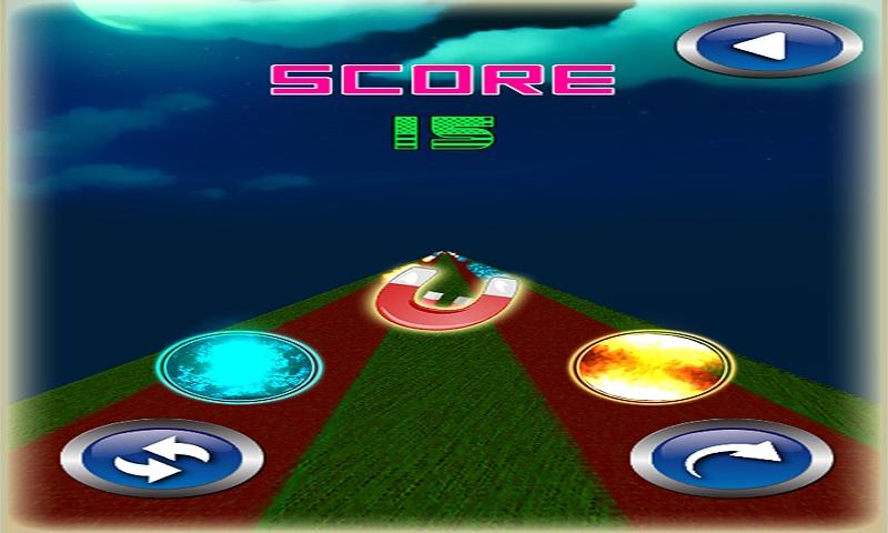 Fire Ball Water Ball Dual Race Screenshot 3
