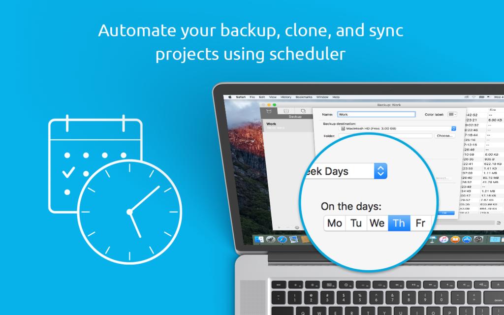 Get Backup Pro Screenshot 5