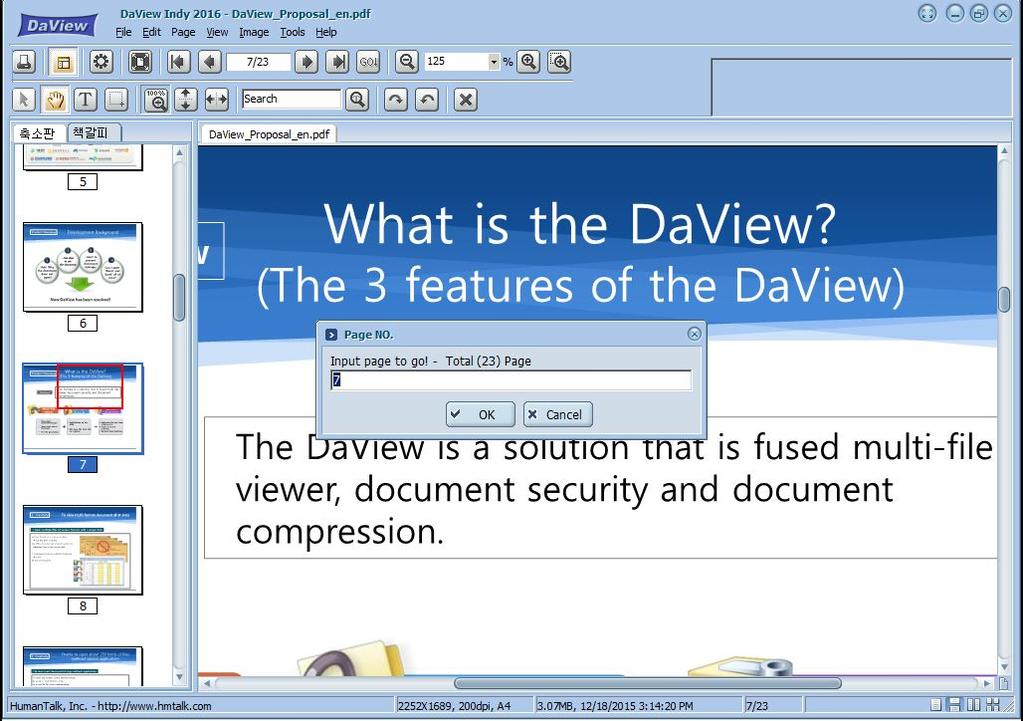 DaviewIndy - MultiViewer Screenshot 6