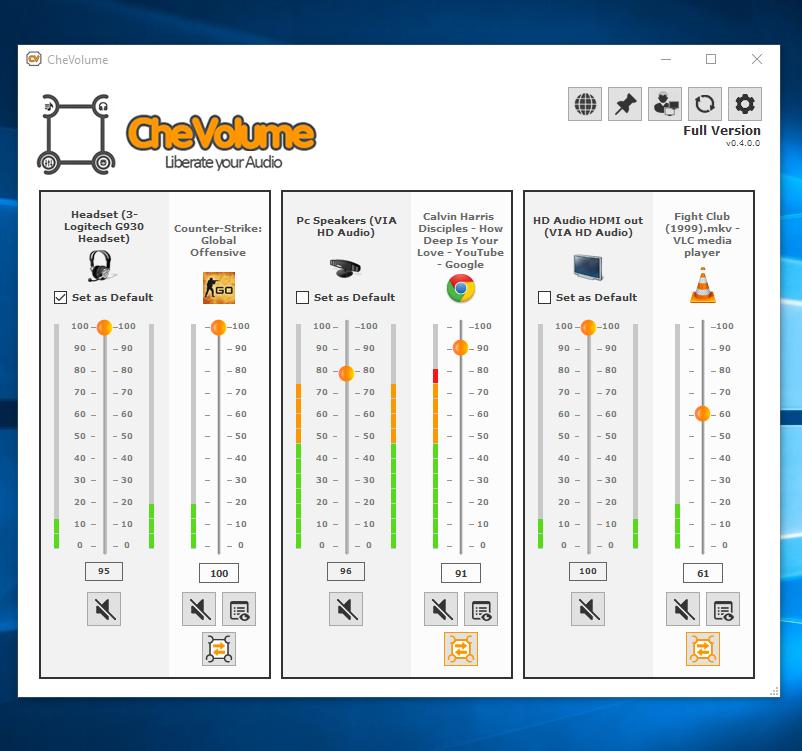 CheVolume Screenshot 3