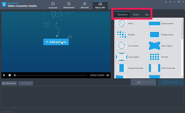 Apowersoft Video Converter Studio Screenshot 5