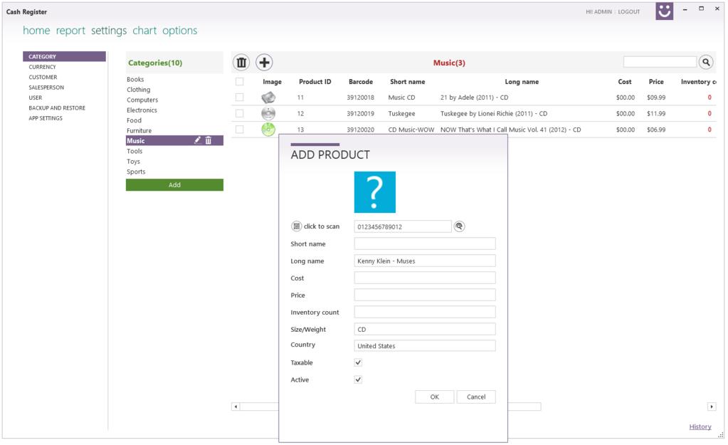 Cash Register Screenshot 8