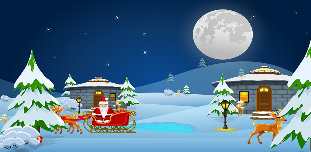 7 Christmas Escape Games Screenshot