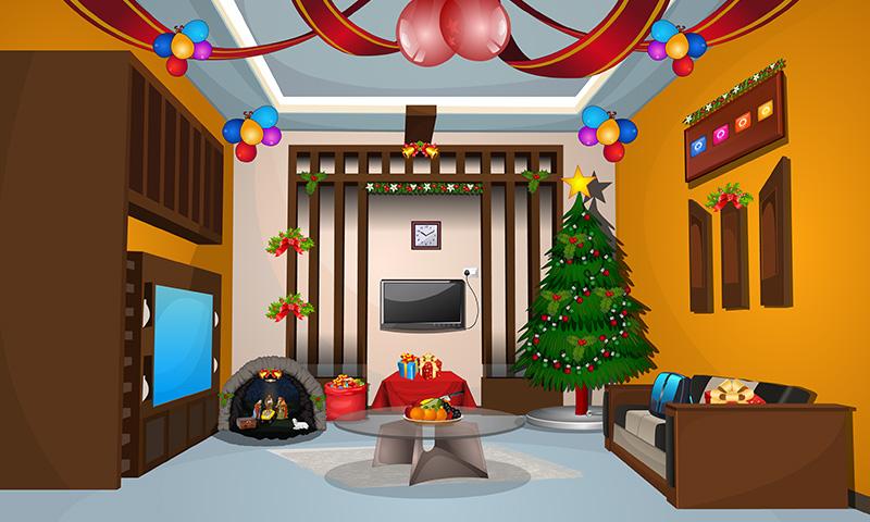 7 Christmas Escape Games Screenshot 2