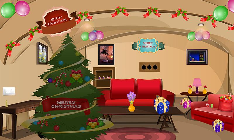 7 Christmas Escape Games Screenshot 3