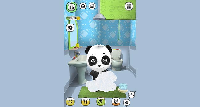 ! My Talking Panda MO - Virtual Pet Screenshot 7