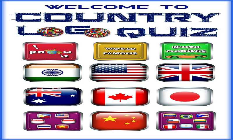 Country Logo Quiz Pro Screenshot 1