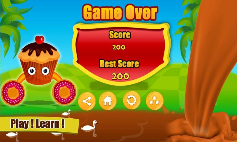 Burger Roller Ride Screenshot 5