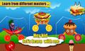 Burger Roller Ride 4
