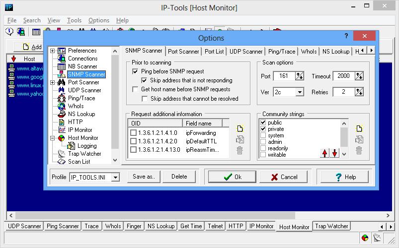 IP-Tools Lite Screenshot 6
