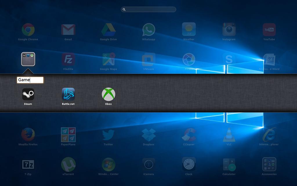 PaperPlane Smart Launch Screenshot 5