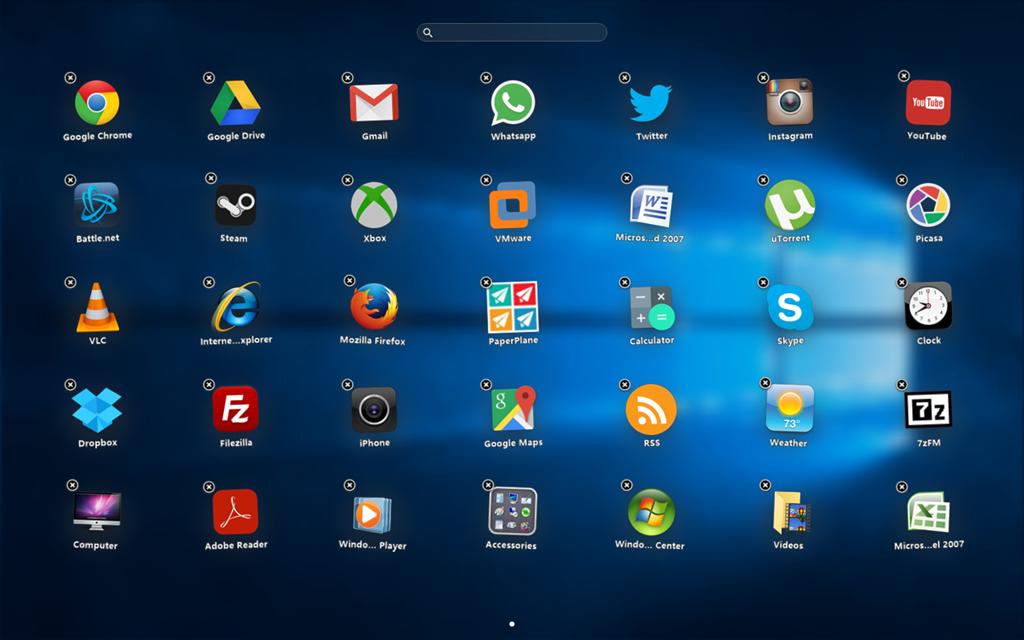 PaperPlane Smart Launch Screenshot 3