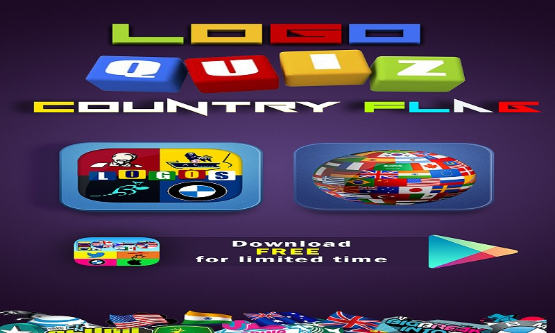 Logo Quiz Country Flag Screenshot