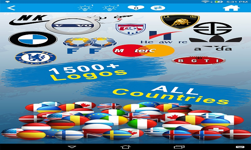 Logo Quiz Country Flag Screenshot 5
