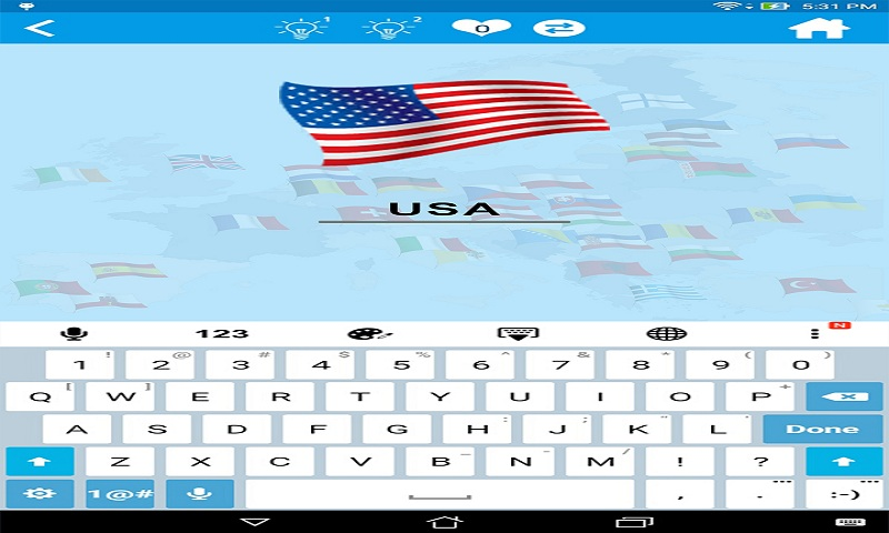 Logo Quiz Country Flag Screenshot 4