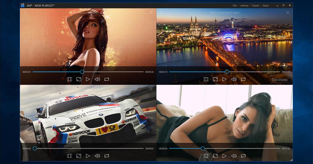 AVPlayer: World's 1st & Best Video Player for AV Screenshot 3