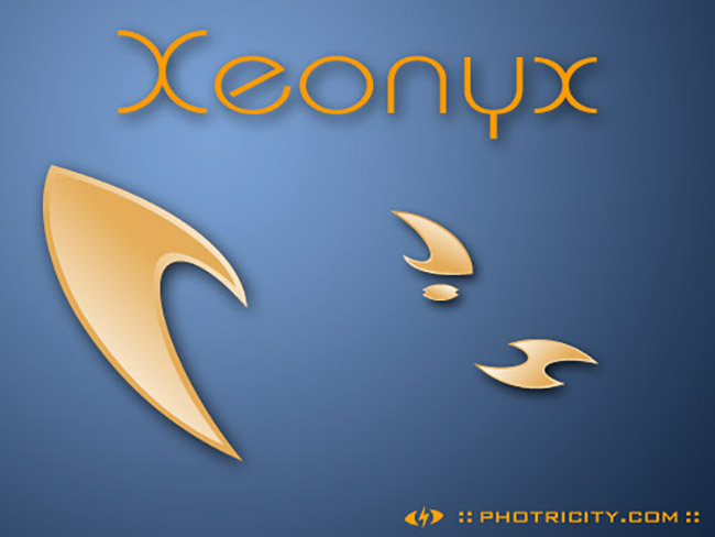 Xeonyx Cursors Screenshot