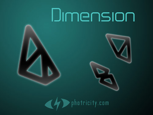 Dimension Cursors Screenshot