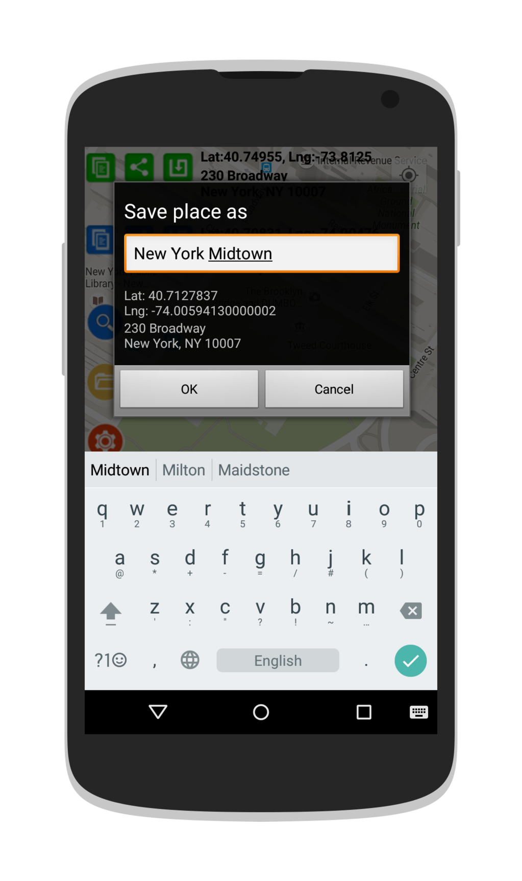 Download Latitude Longitude For Android - Latitude longitude altitude finder