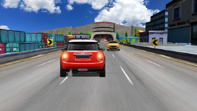 Fast Traffic Racing 2016 Screenshot 4