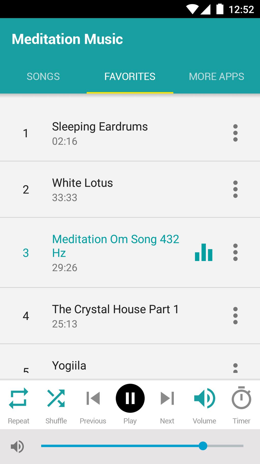 Meditation Music Screenshot 4