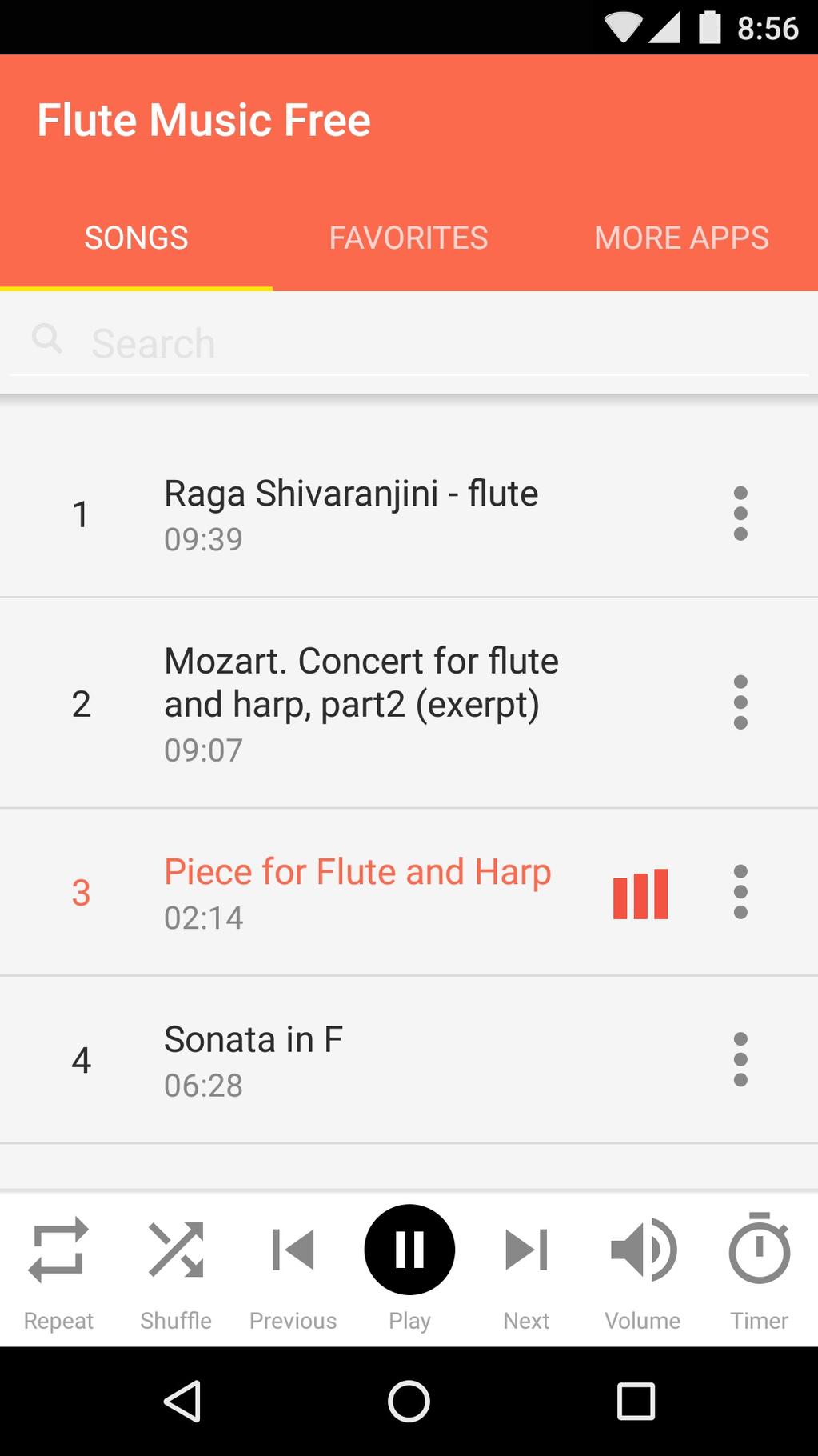 Flute Music Free Screenshot