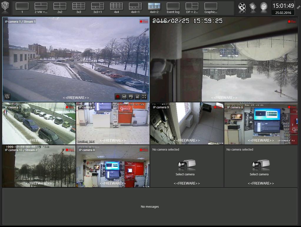 VideoNet 9 Prime Client Screenshot 7