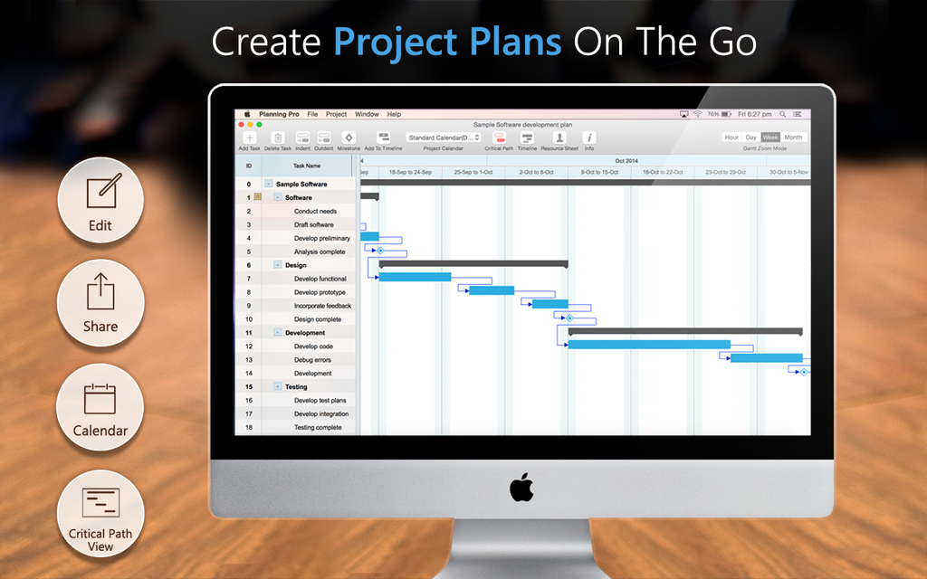 Project Planning Pro Screenshot 1