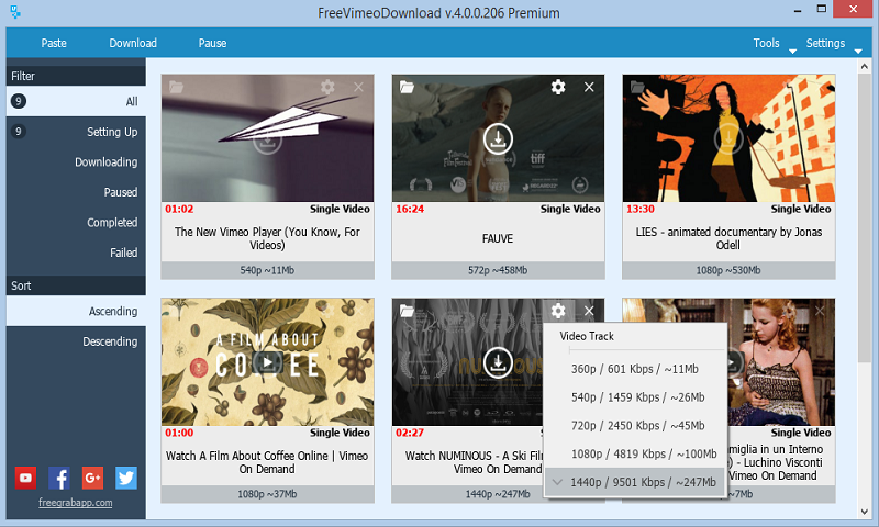 Download Free Vimeo Download 5 0 0 604