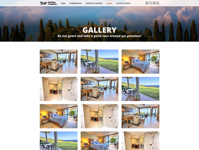 Holiday Property Website - Vevs.com Screenshot 5