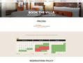 Holiday Property Website - Vevs.com 4