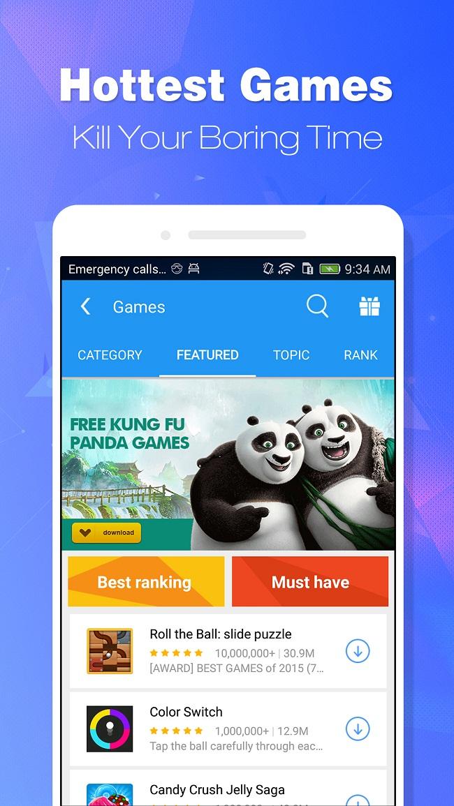 vShare Market Lite Screenshot 3