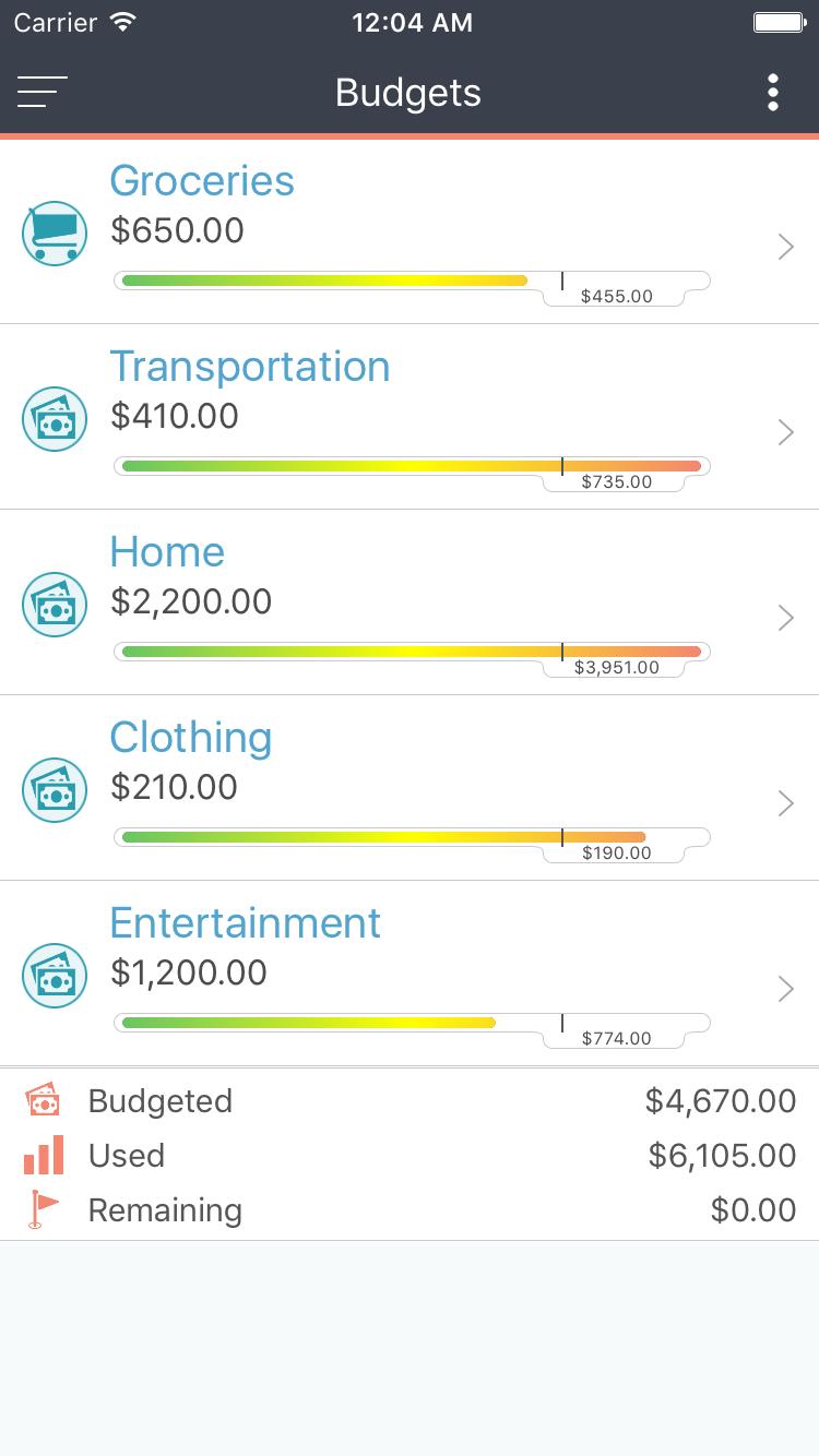 MoneyWiz - Personal Finance Screenshot 19