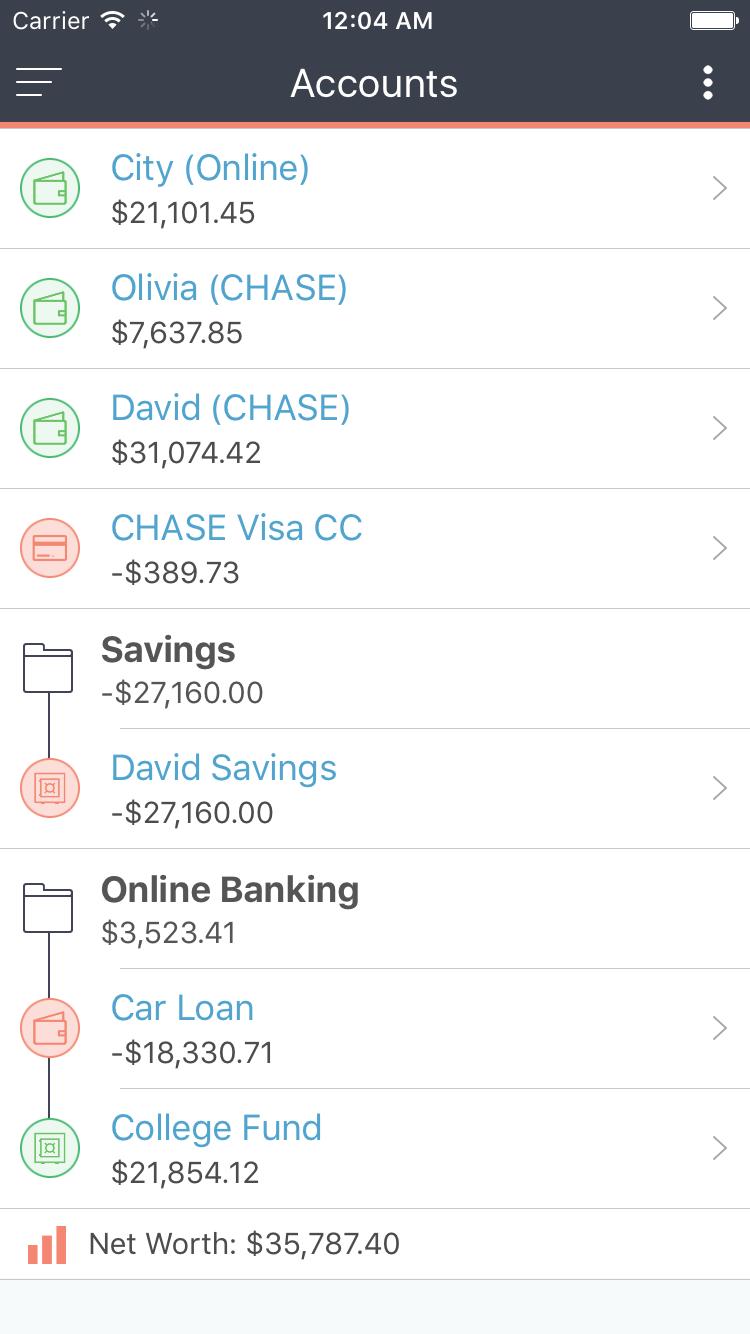MoneyWiz - Personal Finance Screenshot 17