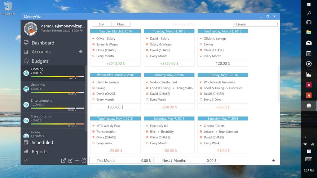 MoneyWiz - Personal Finance Screenshot 4