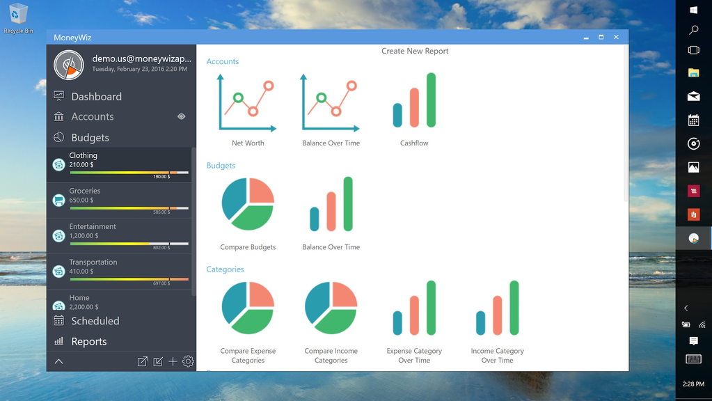 MoneyWiz - Personal Finance Screenshot 5