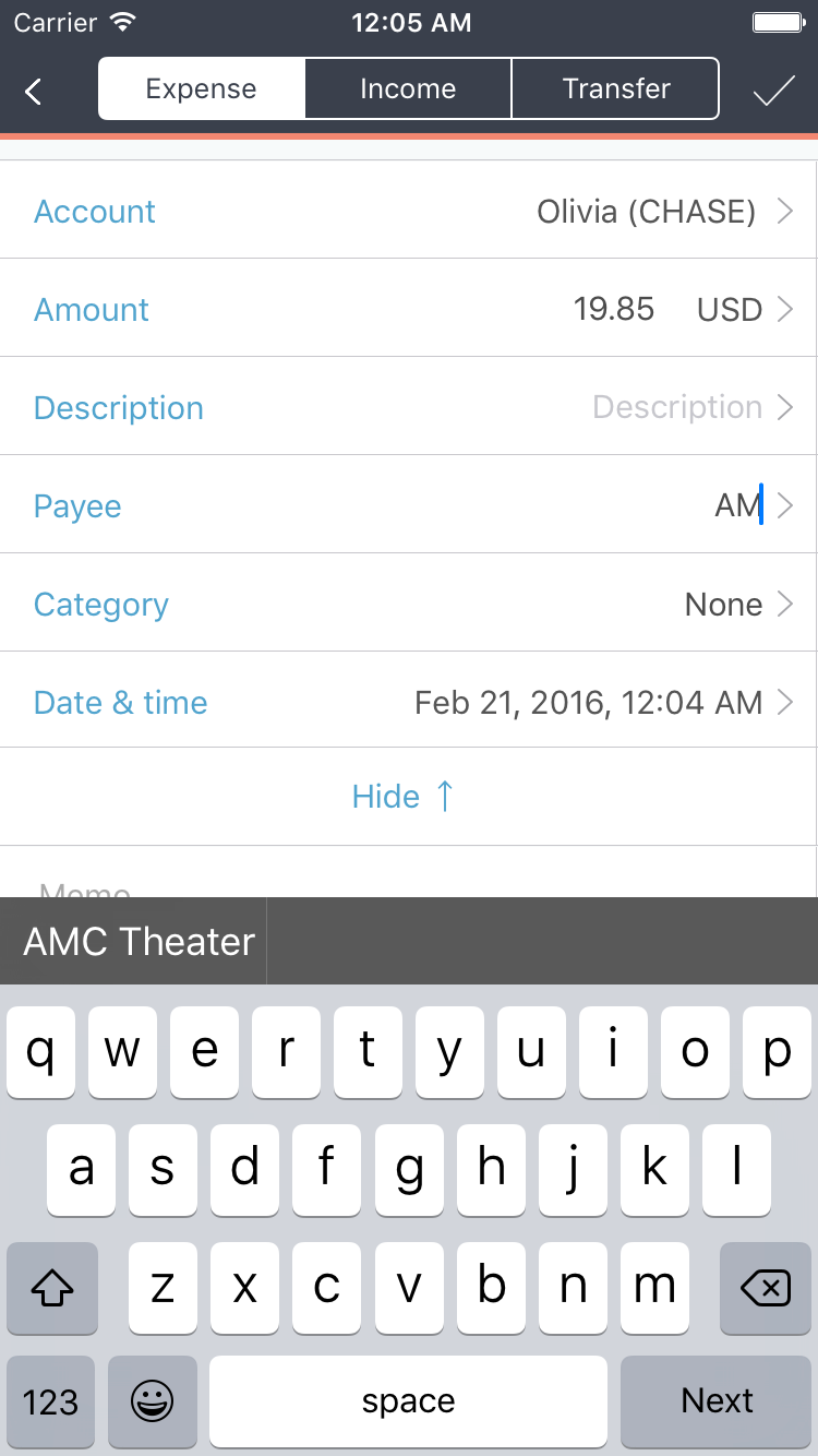 MoneyWiz - Personal Finance Screenshot 24