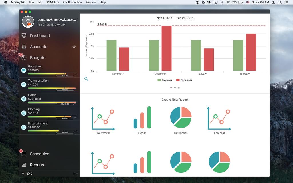 MoneyWiz - Personal Finance Screenshot 12